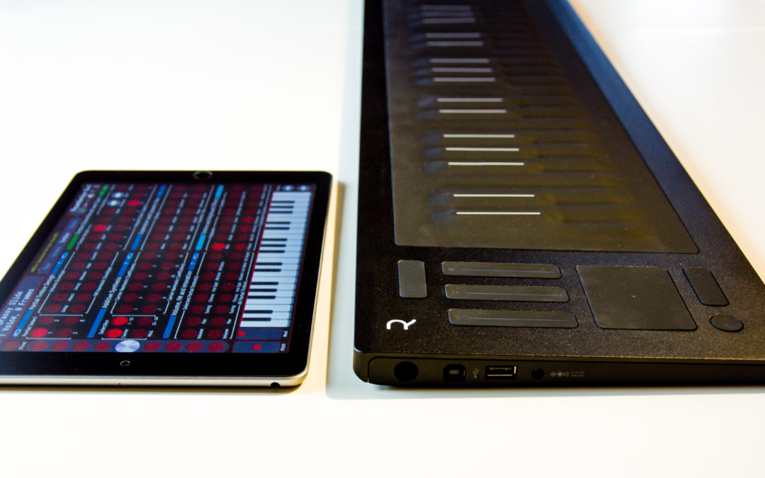 We did it: Synclavier Go! for iPad now MPE compatible