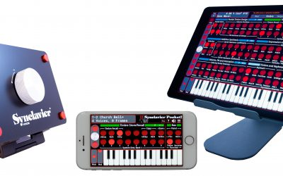 New Wave of Synclavier Products